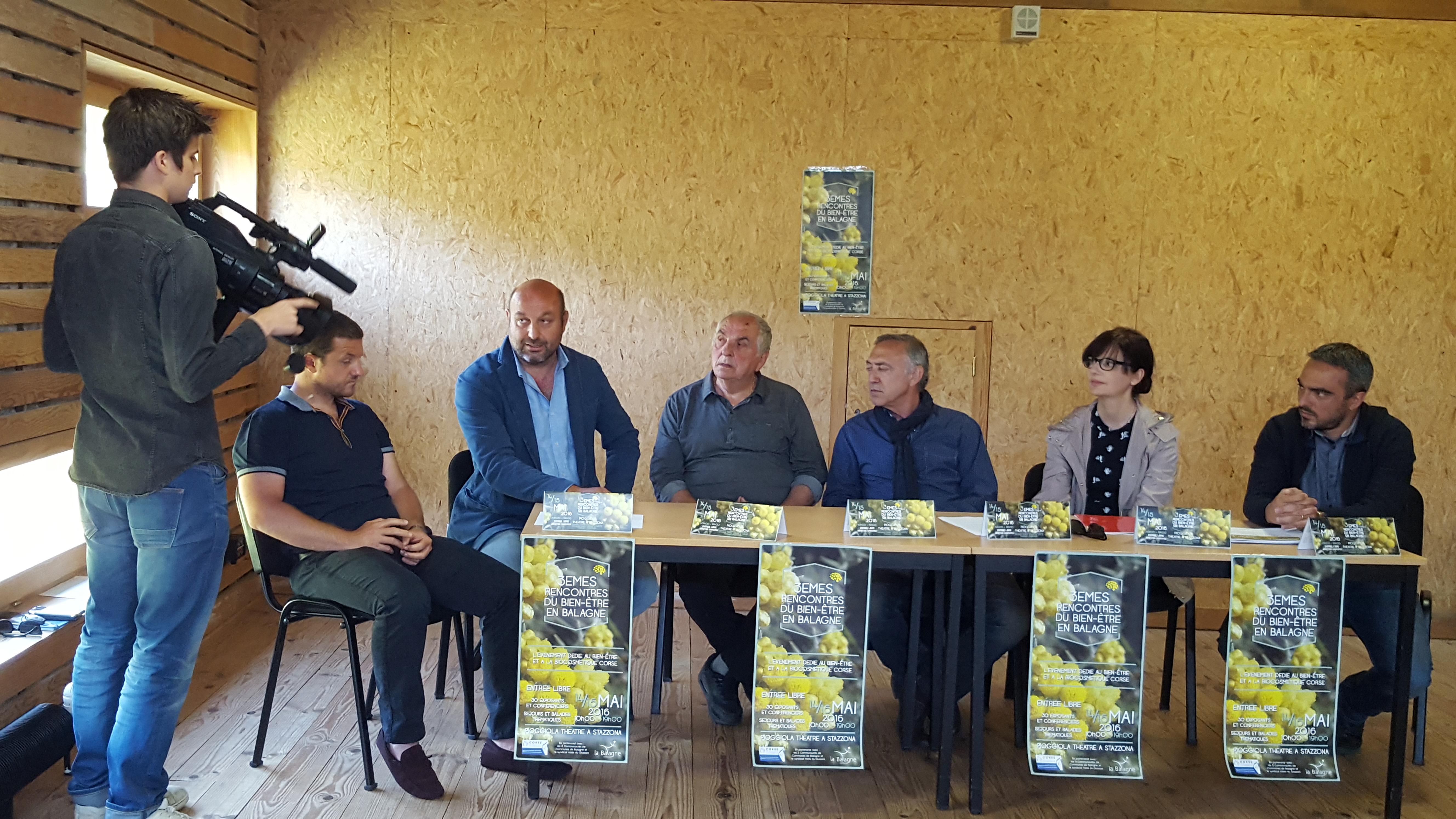 Ouverture samedi des Rencontres du Bien-Être à Pioggiola