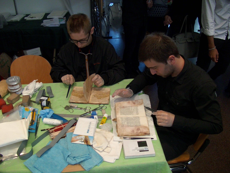 Le livre ancien dans tous ses états au musée de Bastia