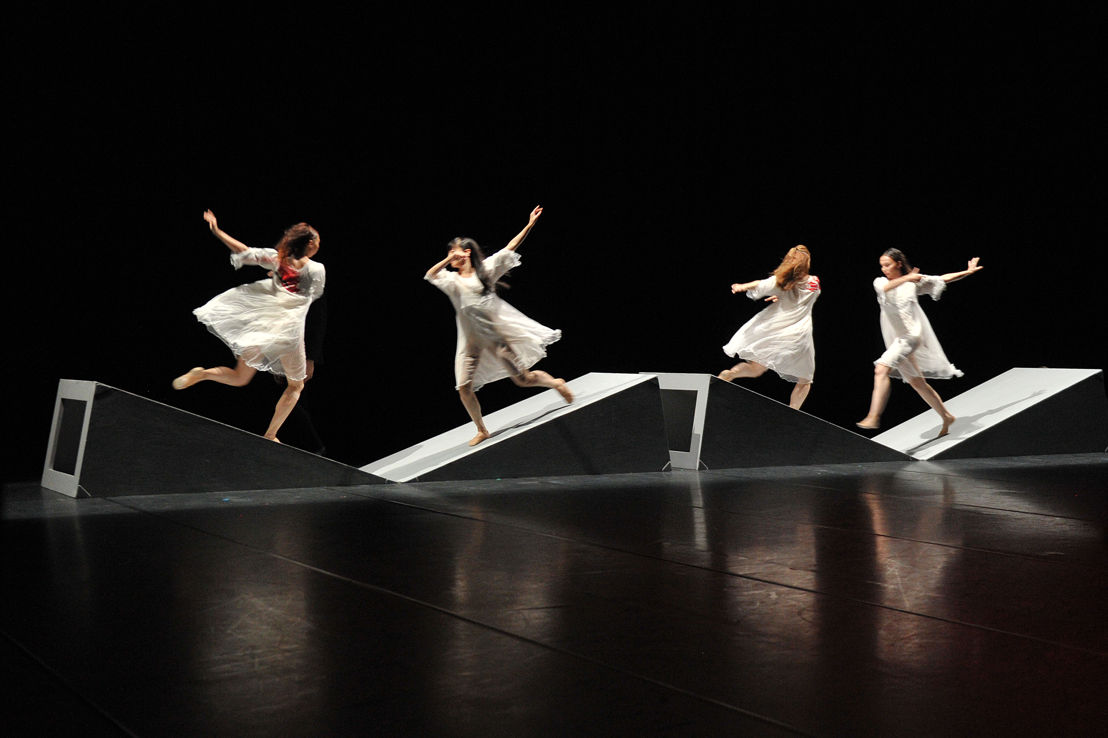 Plateforme Danse 2016 : Bastia se met à l'heure de New-York