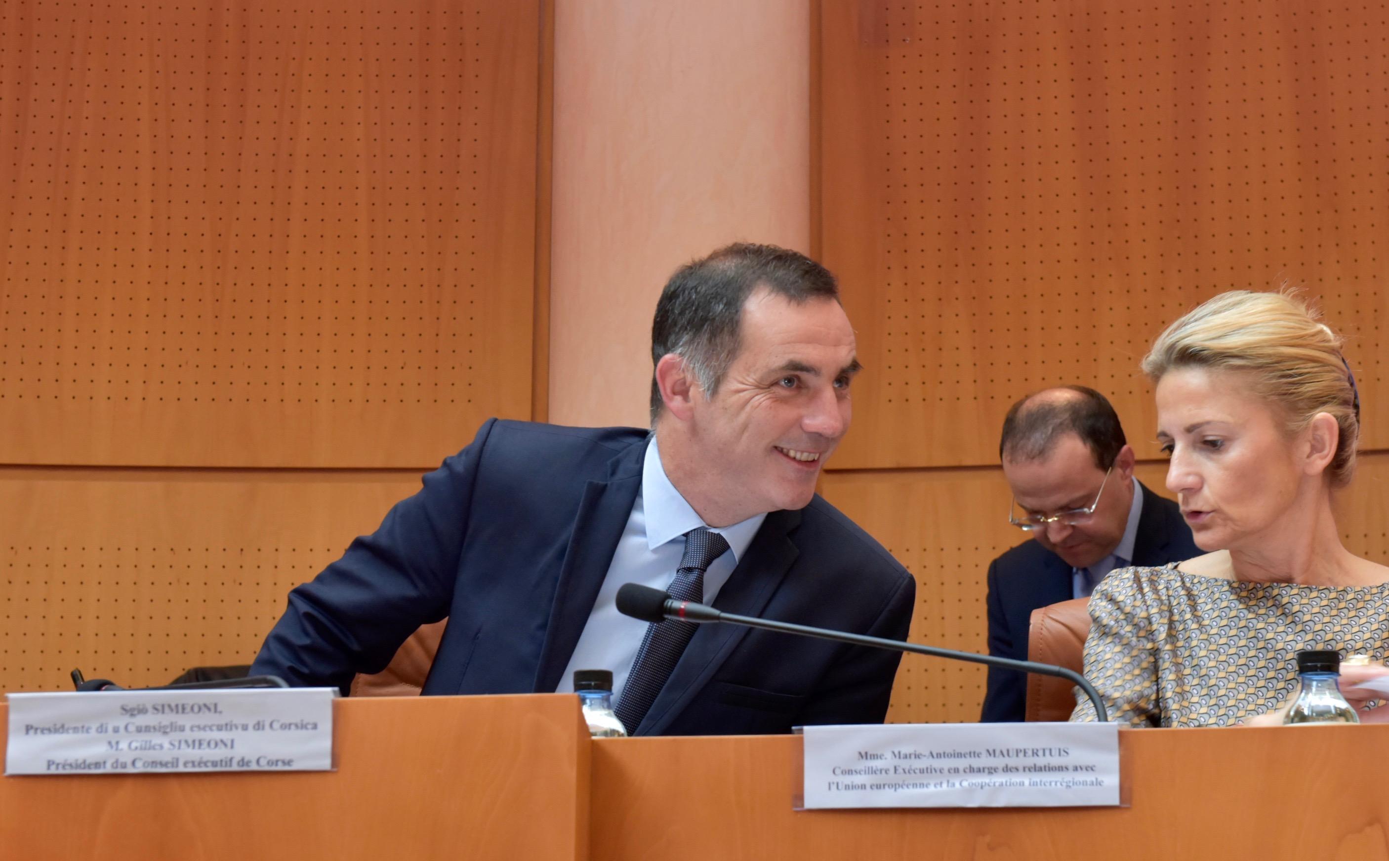 Comité de suivi des fonds européens pour la Corse : 275 millions d'euros pour 2014-2020