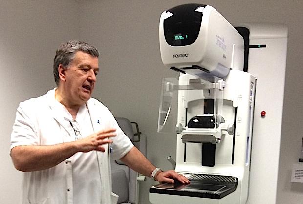 Cancer du sein : L'hôpital de Bastia investit dans des équipements à la pointe de la technologie