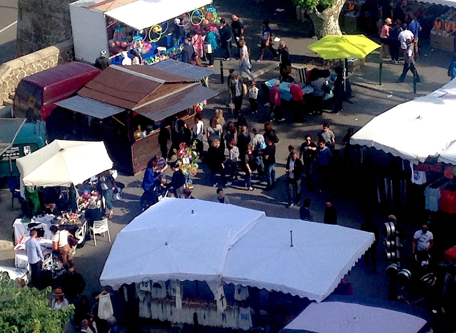 Foire de Saint Pancrace à Ajaccio : Affluence dès le premier jour