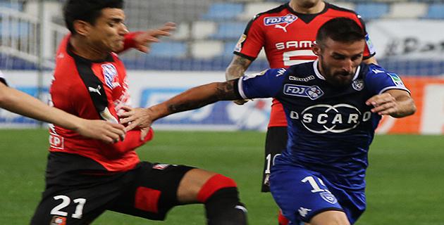 Le Sporting à Rennes : Un doublé de Kamano et la 10e place !