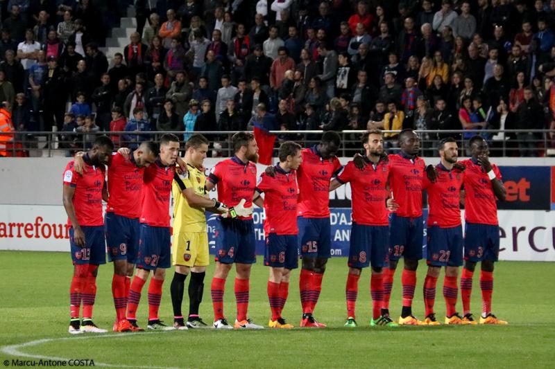 Battu à Lorient, le GFCA quitte la Ligue 1
