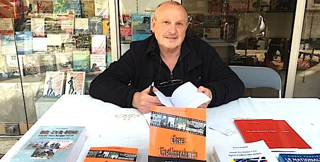 «Corse: Un si long chemin», le livre de Pierre Poggioli qui retrace l'histoire du nationalisme