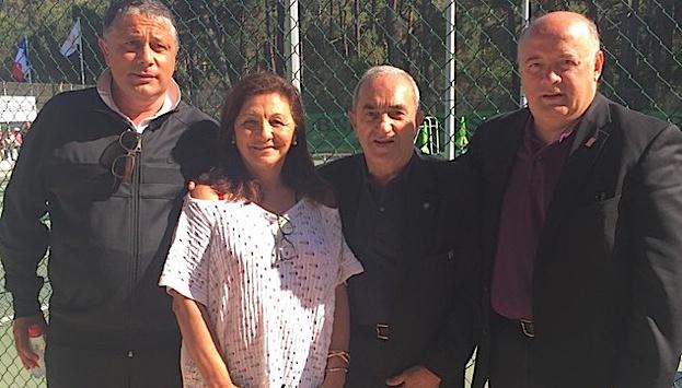 Tennis : Jean Gachassin à Calvi pour les 30èmes championnats de Corse
