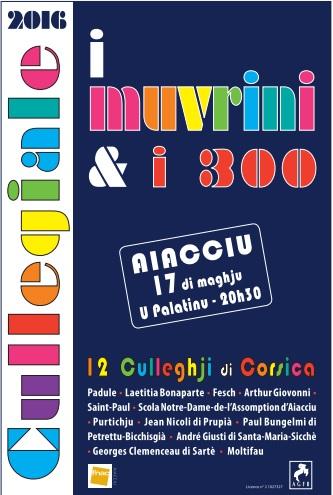 Cullegiale 2016 : une première! I Muvrini et 300 collégiens-choristes