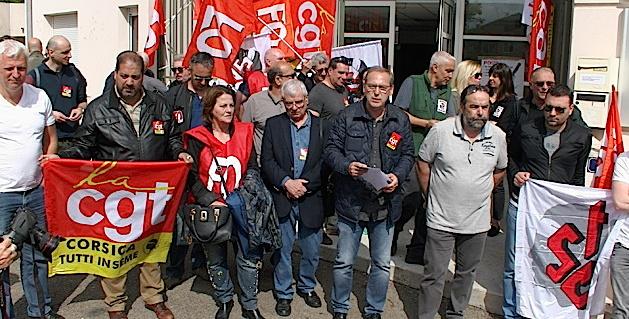 Loi travail : Nouvelle semaine de mobilisation à Bastia