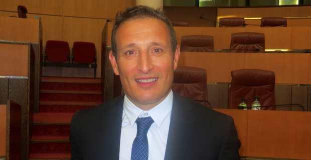 Me Jean-Sébastien De Casalta, bâtonnier de l'ordre des avocats au barreau de Bastia.