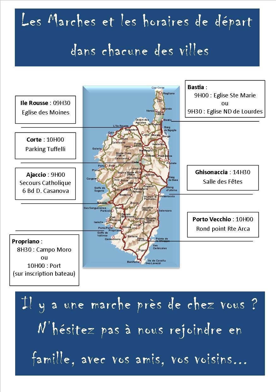Les 70 ans du Secours Catholique célébrés en Corse