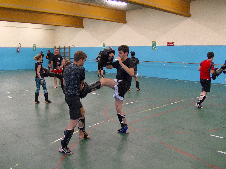 Kick Boxing : Le Bastia KM à Melun pour la Coupe de France