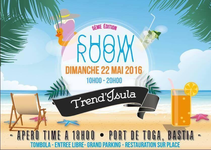 Bastia : Showroom de Trend'Isula sur le Port de Toga