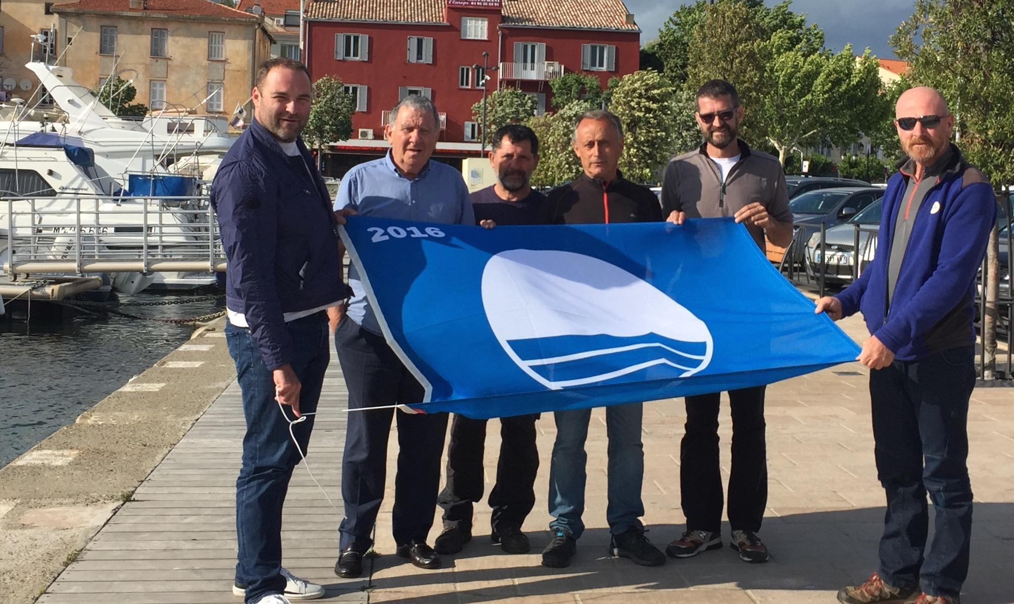 David Donnini, Claudy Olmetta, Eric Ventre, Charles Salotti, Alexandre Tomasini et Jean-Marie Cermolacce. (Photo Dr)