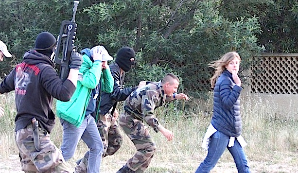 """Prise d'otages à l'aéroport de Calvi pour… l'exercice Corbelle 16 """"Full scale"""" 36 heures """"non-stop"""""""
