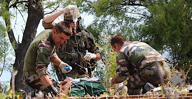 Exercice Corbelle 16 : Attaque terroriste à Calvi