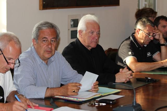 Subventions aux associations et débat d'orientation du PADD au conseil municipal de Calvi