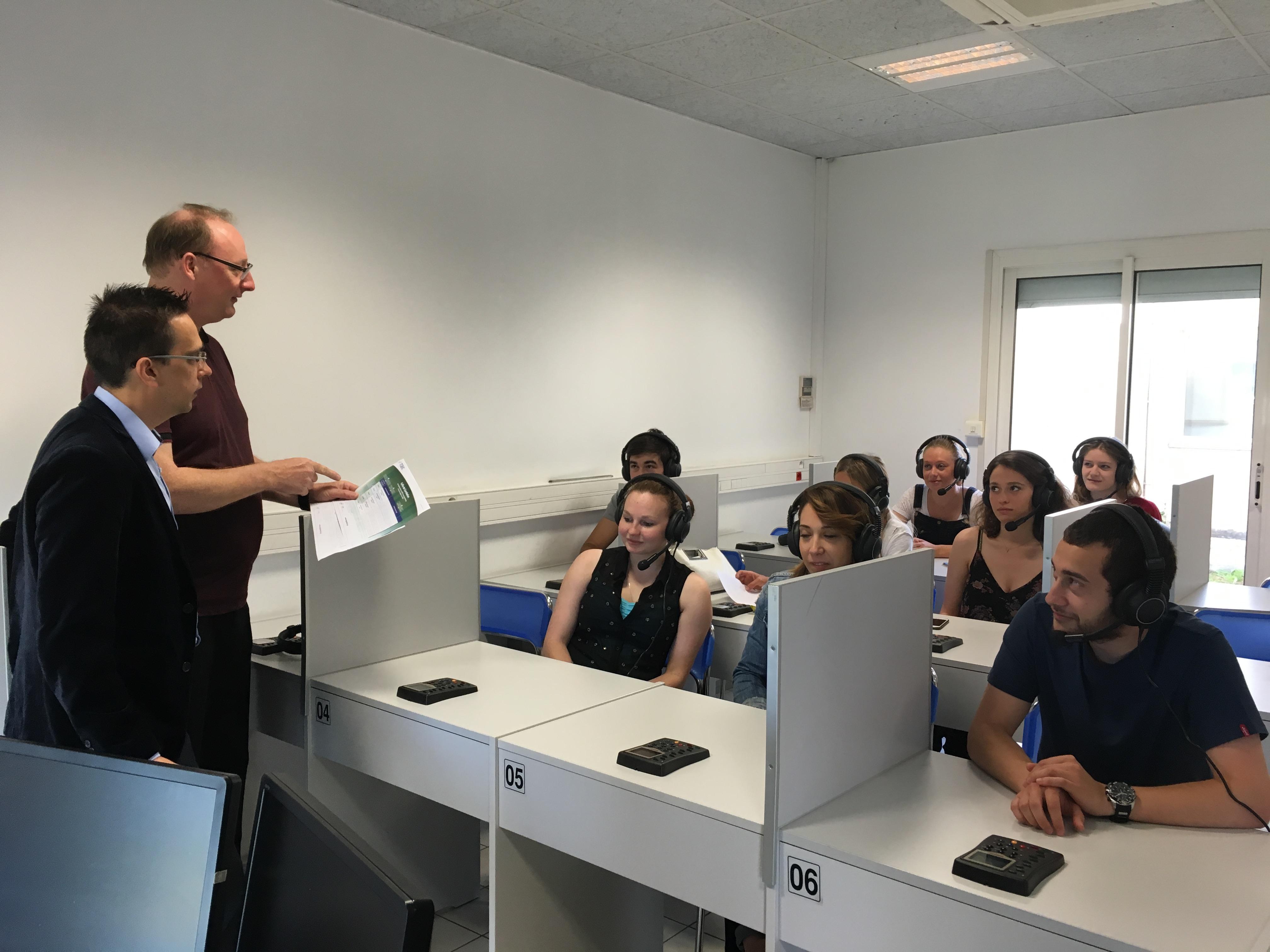 L'Institut consulaire de formation d'Ajaccio passe au E-learning