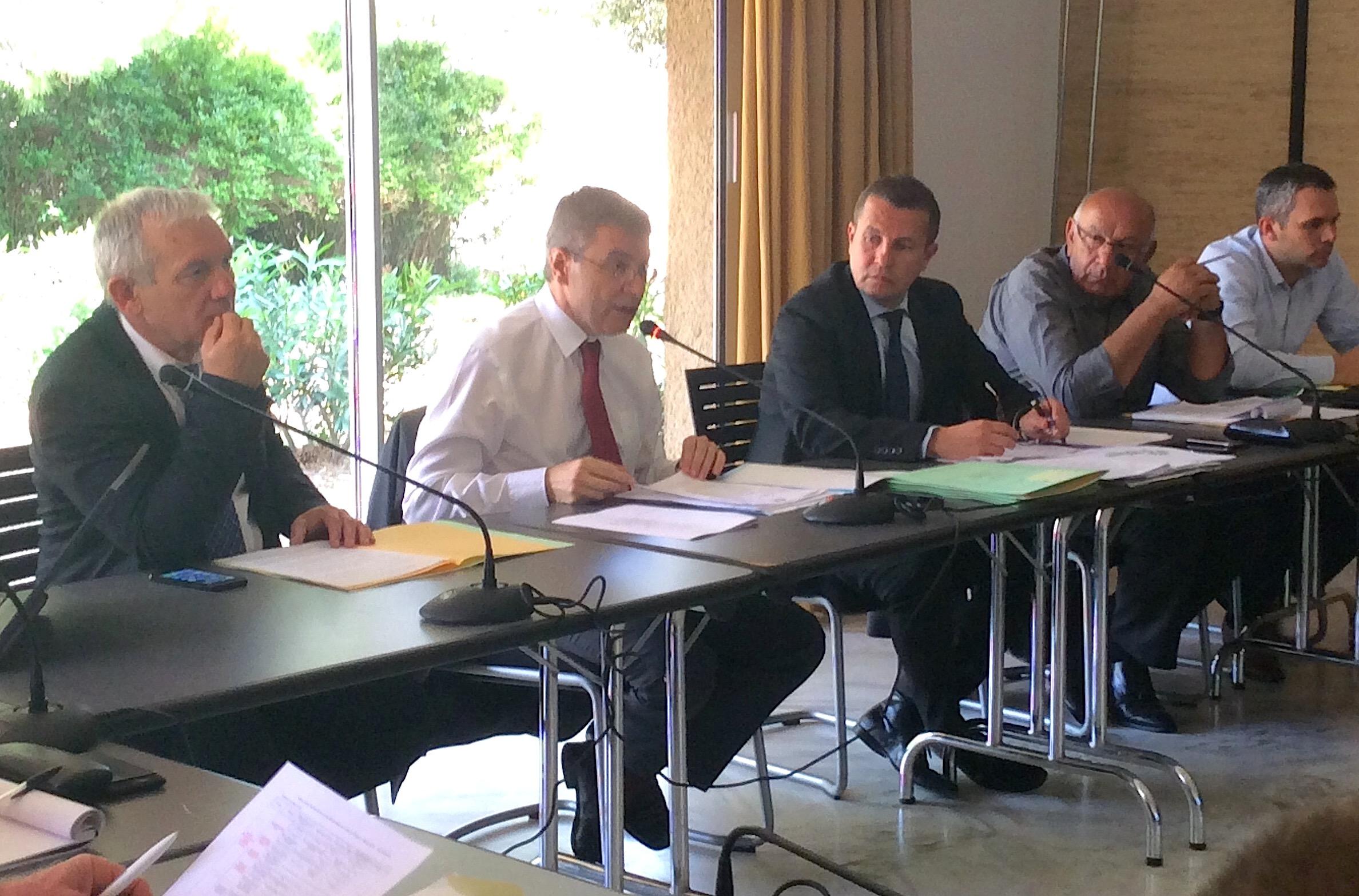 """""""Ruralité"""" : Le premier comité de suivi installé en Haute-Corse"""