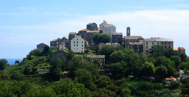 Commune de Casinca en Haute-Corse.