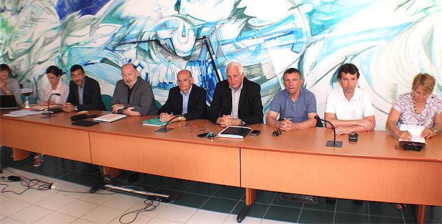Bastia : Le président de l'office hydraulique rencontre le monde agricole
