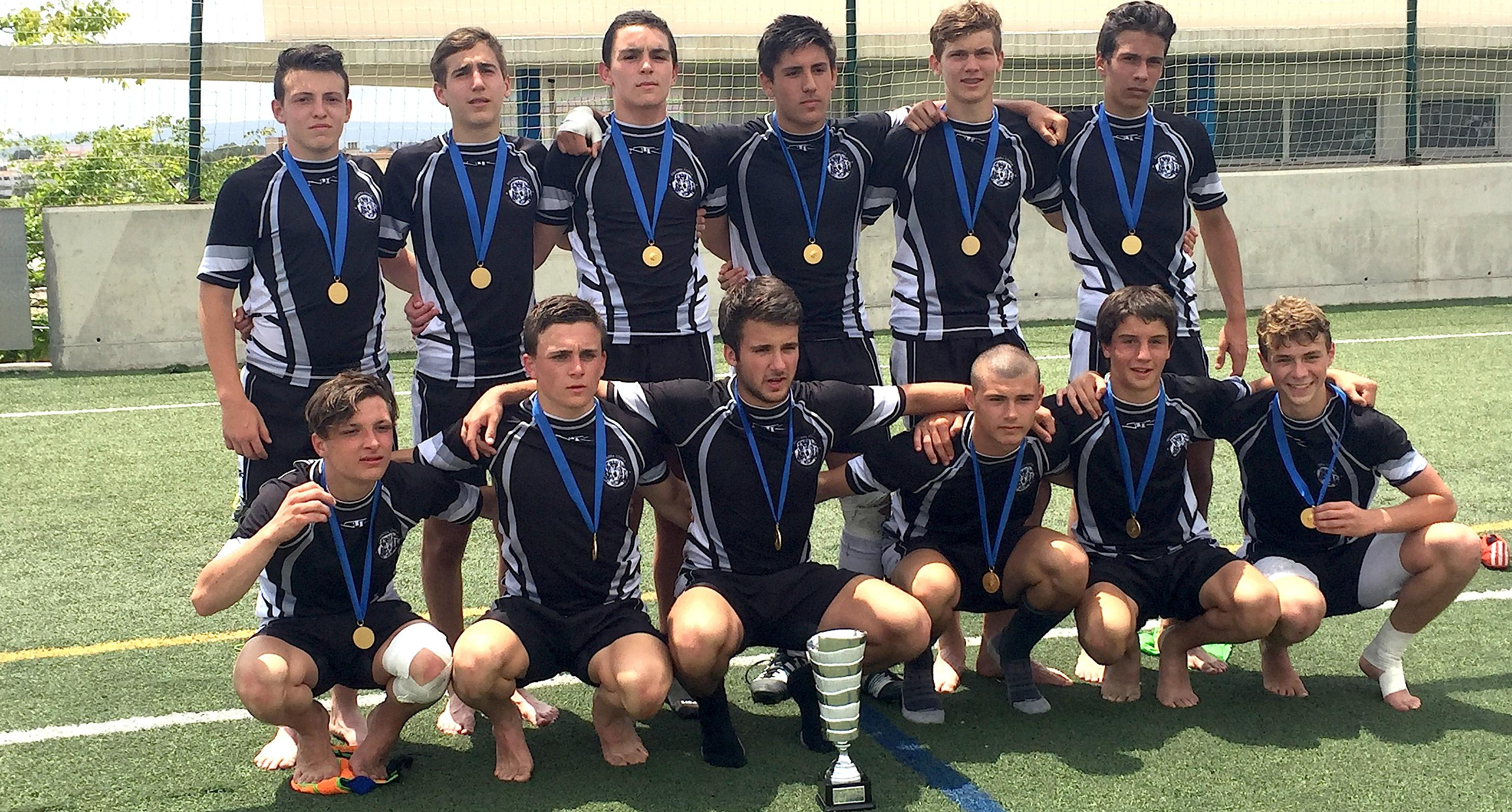 Rugby : La Corse médaille d'or aux Jeux des Iles !
