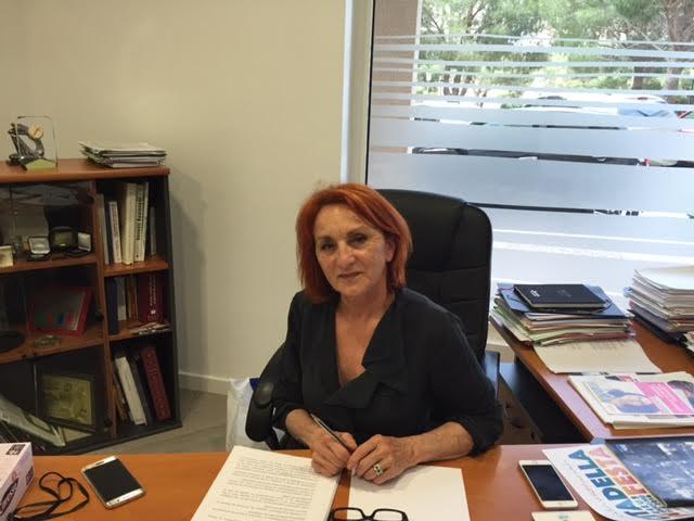 L'UPA de Haute-Corse fait peau neuve. Sa nouvelle présidente inaugure le nouveau siège