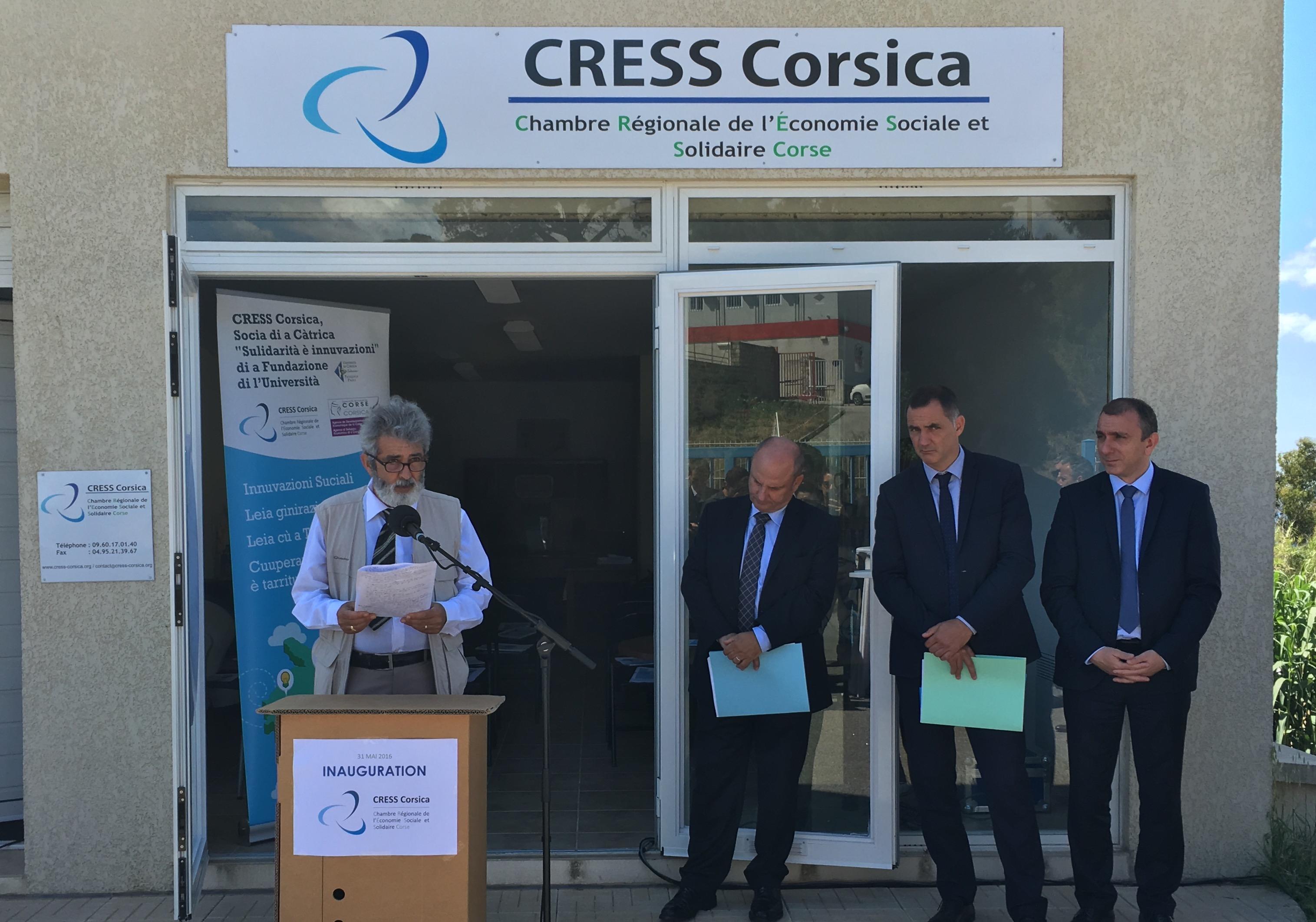 Nouveaux locaux pour la chambre régionale de l'économie sociale et solidaire