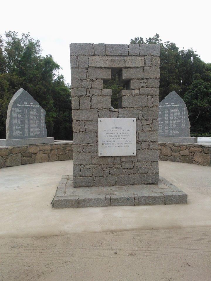 L'associu Mimoria di u Fium'orbu poursuit son travail de mémoire, la mémoire de 192 hommes du Fium'orbu déportés en 1808.