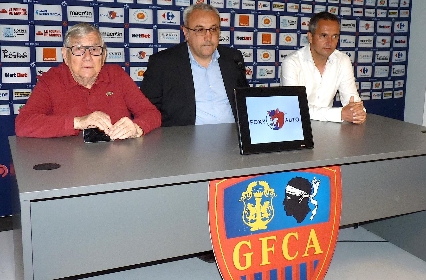 GFCA : Jean-Luc Vannuchi succède à Thierry Laurey