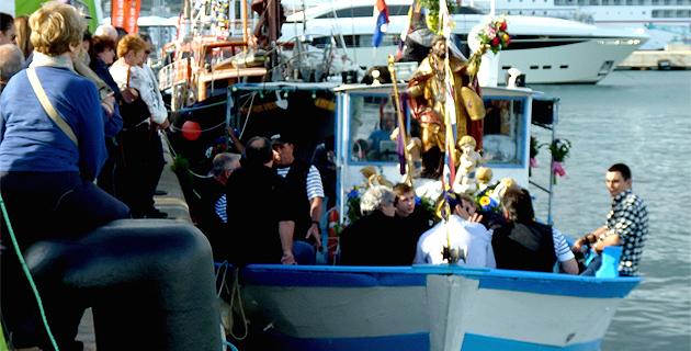 Pescadori in Festa : Cuisine, procession en mer et chants au programme du jour