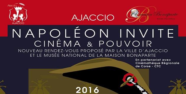 « Napoléon invite la Russie » : Cinéma et Pouvoir jusqu'au 5 juin à l'espace Diamant.
