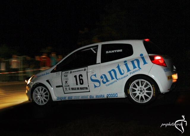 Ronde de la Giraglia : La première étape pour le duo Navarra - Barra