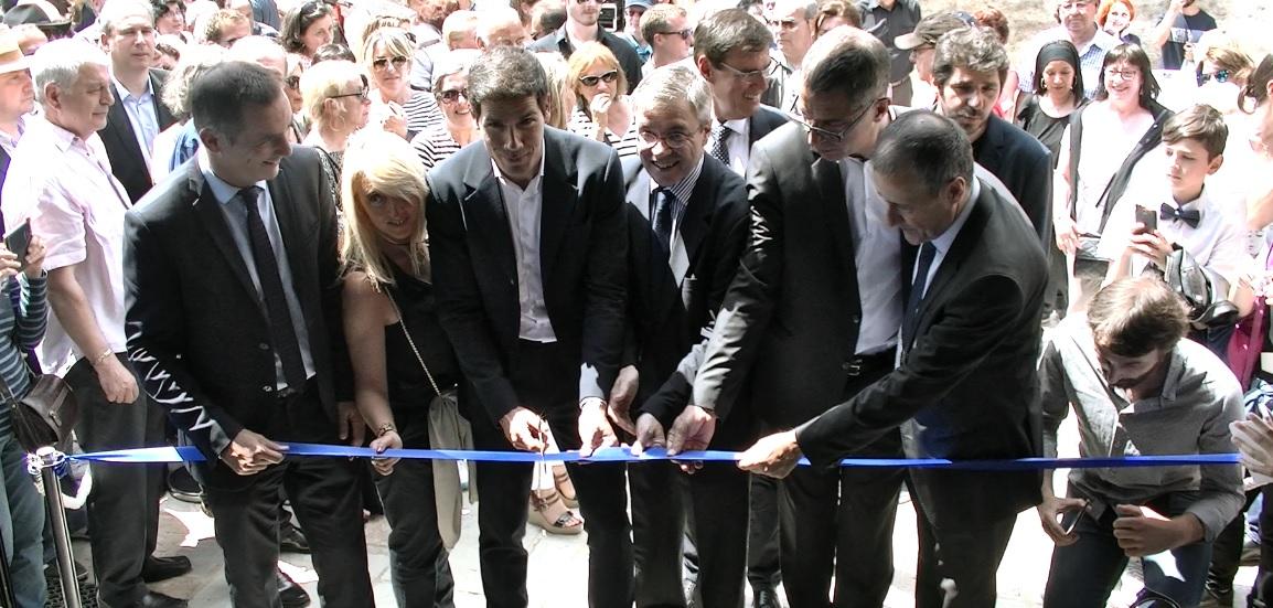 RCFM inaugure ses nouveaux locaux à Bastia