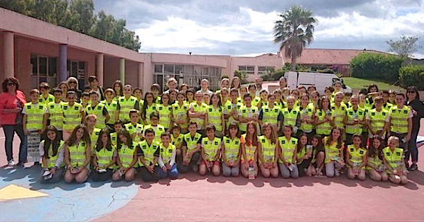 Prévention à la sécurité routière : Plusieurs centaines d'élèves de la région bastiaise sensibilisés