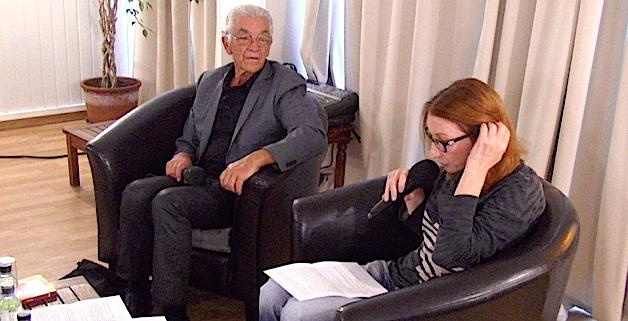 """U Balcone"" : Le dernier roman de  Ghjacumu Thiers"