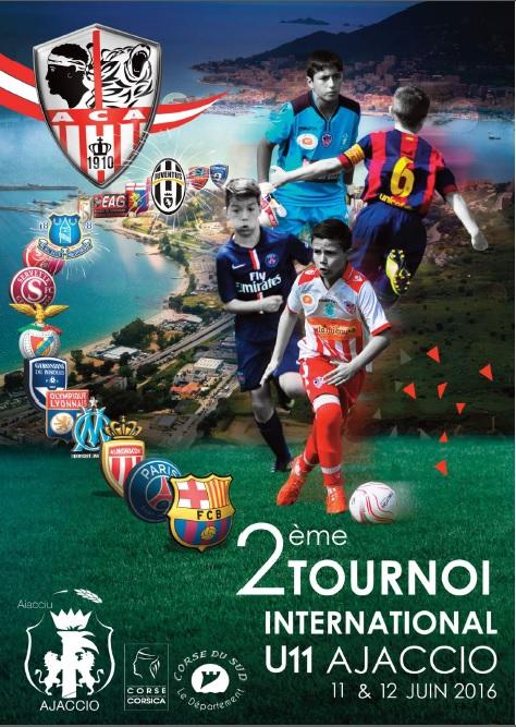 Deuxième édition du tournoi International U11 d'Ajaccio