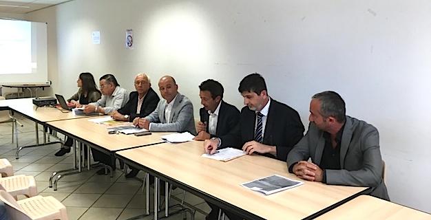 Les travaux de mise en assainissement collectif ont démarré à Sarrola-Carcopino