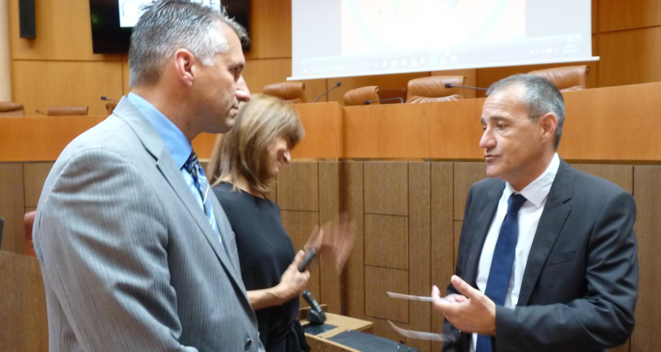 Innovation et compétitivité en Corse : Tirer des enseignements et faire grandir les ambitions