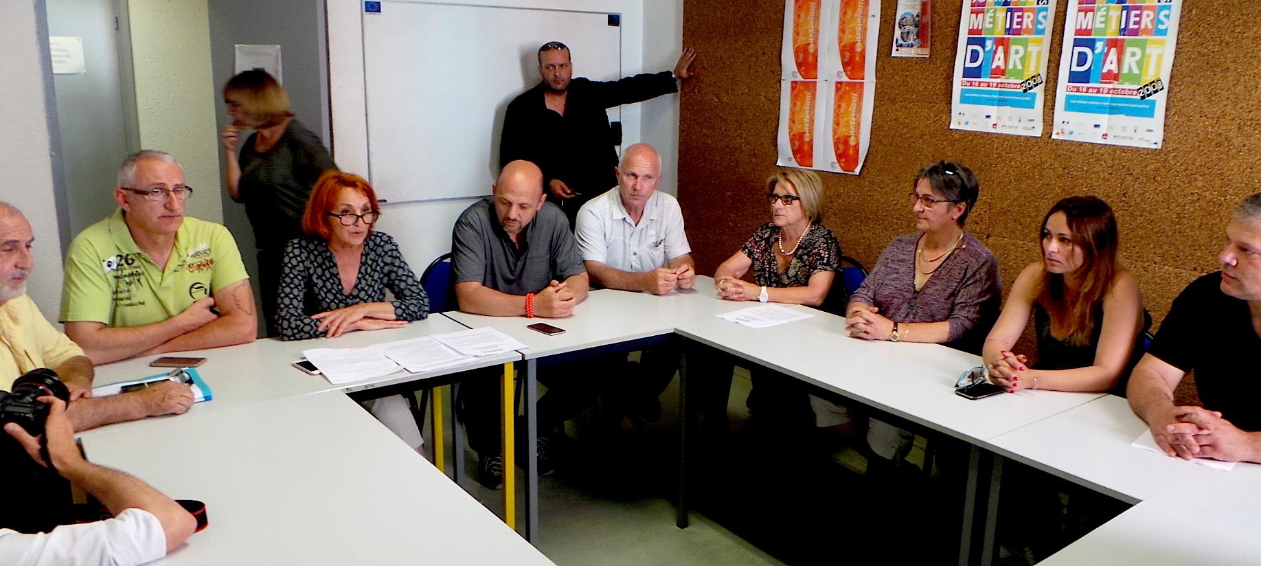TPE de Haute-Corse : La même colère…