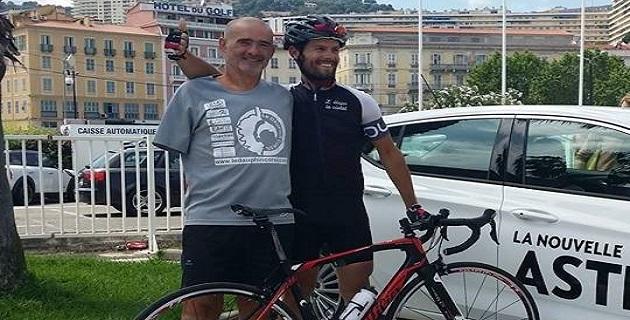 U Giru : Un double défi sportif pour l'association « Le Dauphin Corse »