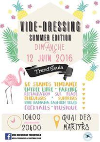 Bastia : Le vide-dressing de Trend'Isula
