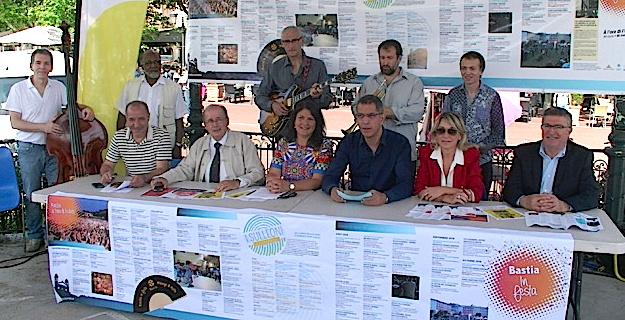 Bastia à l'ora di l'estate : 90 jours et 90 événements pour tous les Bastiais