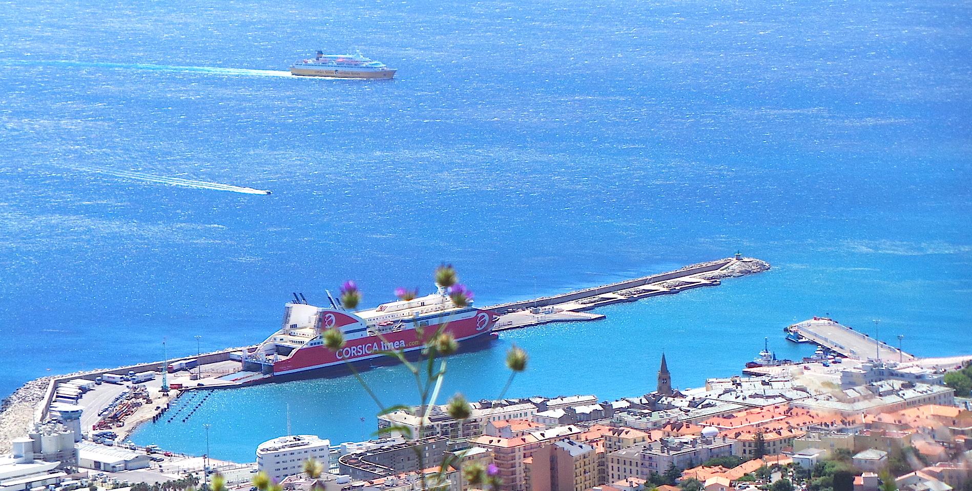 Vent violent sur la Haute-Corse : Au-delà du désagrément les belles images…