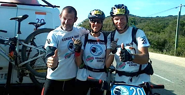Corsica raid : Une nouvelle performance humaine et sportive pour les Muvre Balanine