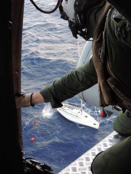 La BA 126 de Ventiseri-Solenzara en mission de sauvetage : 11 personnes secourues en 7 jours