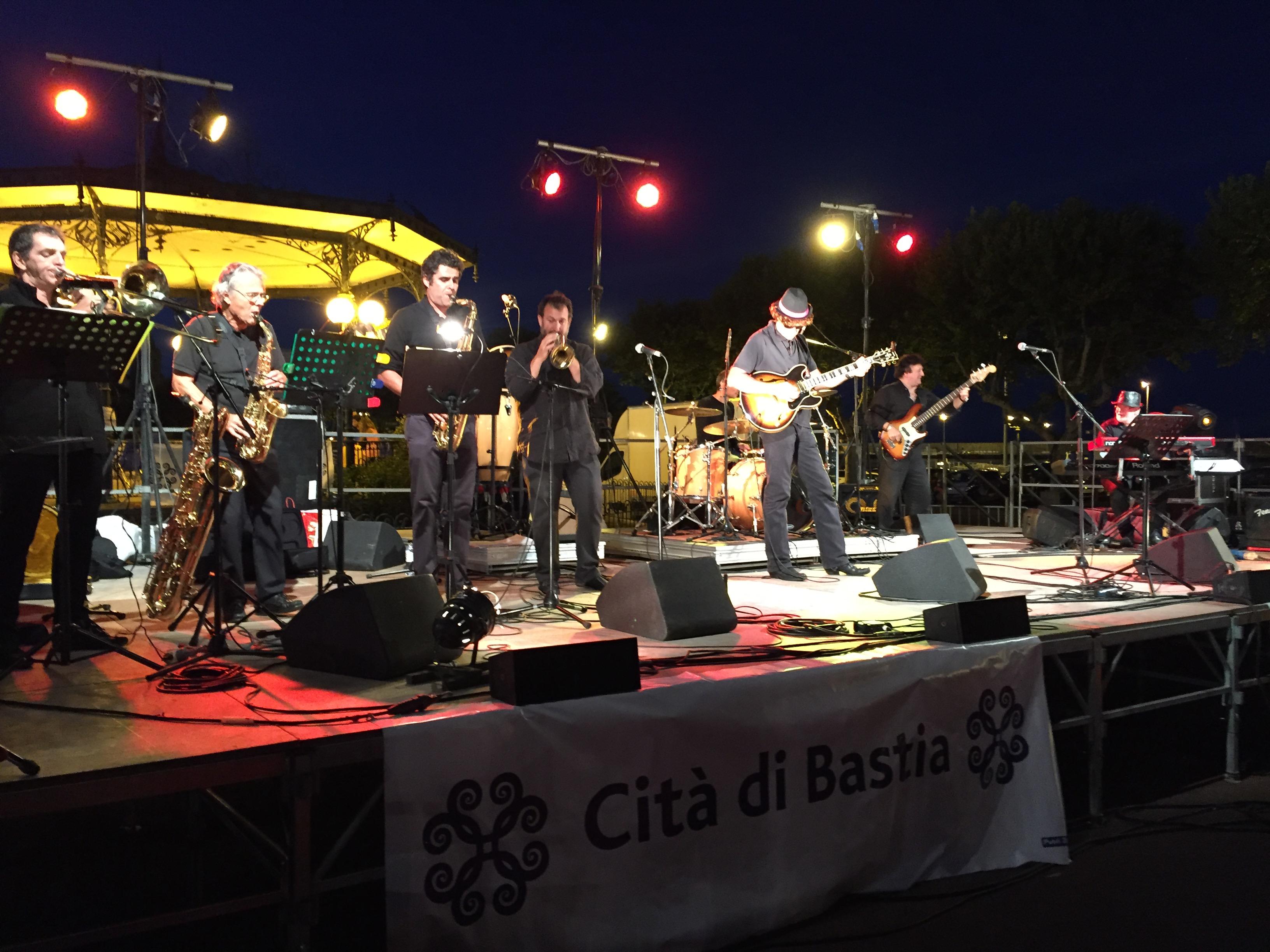 Bastia célèbre en sourdine la fête de la musique