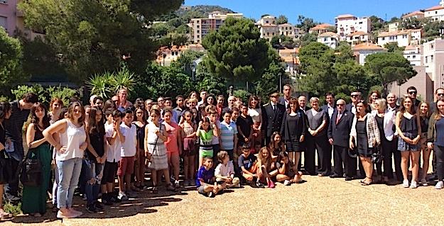 Bastia : Remise des prix aux lauréats de différents concours sur la Résistance et la Mémoire