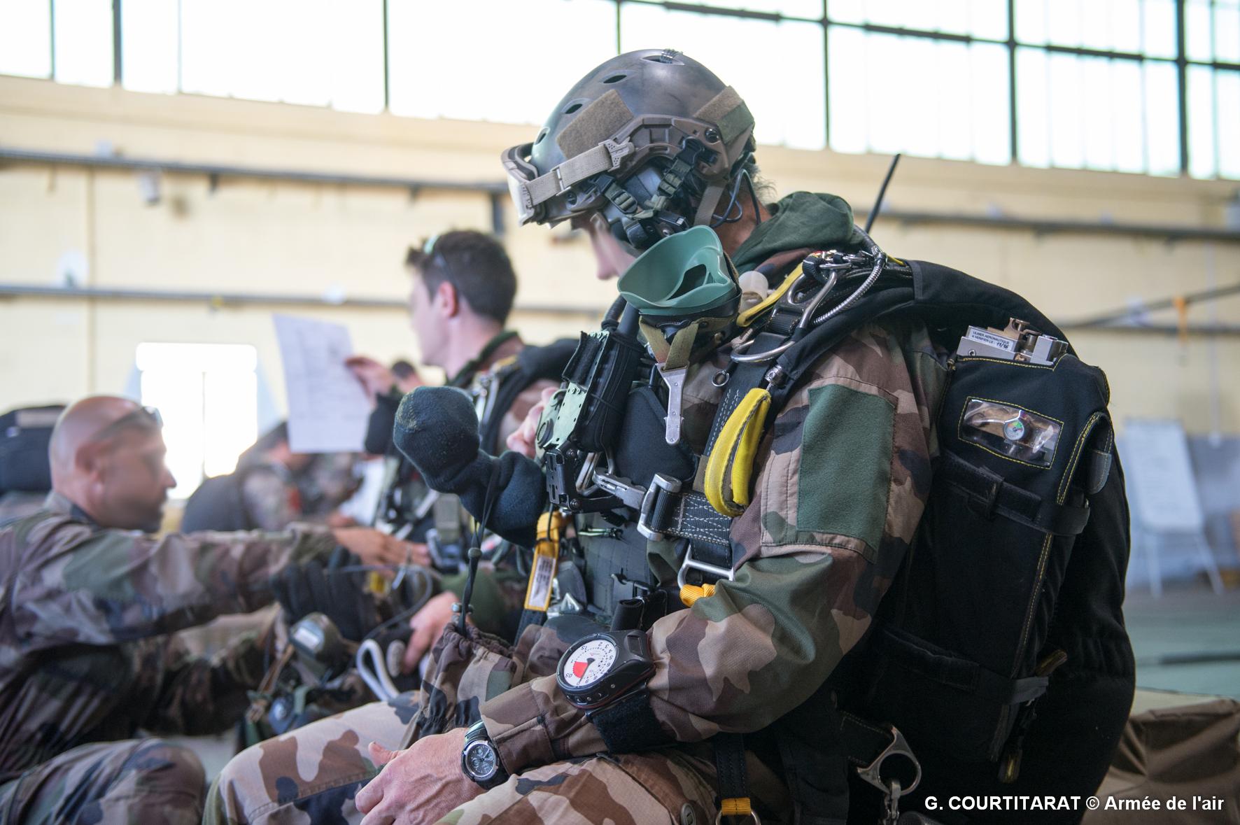 L'Armée de terre, les Forces spéciales et le GIGN sautent sur Solenzara