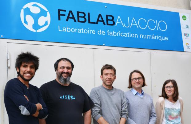 Ajaccio : La première Fab Académie de Corse présente ses résultats