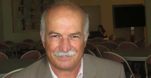Jean Biancucci, maire de Cuttoli-Corticchiato, conseiller territorial Femu a Corsica et président d'Air Corsica.